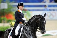 Anky van Grunsven Olympische Spelen Salinero
