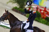 Hans Peter Minderhoud Exquis Nadine Olympische Spelen