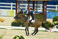 Isabell Werth Satchmo Olympische Spelen