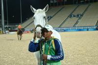 Rogerio Clementino Nilo Vo Olympische Spelen
