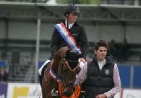Wim Derks Nederlands kampioen Junioren