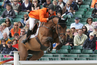 Harrie Smolders Exquis Walnut de Muze GP Madrid
