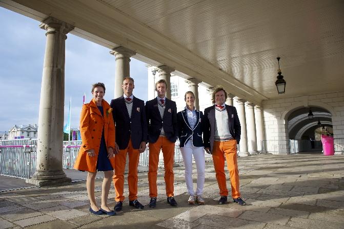Nederlandse dressuurteam