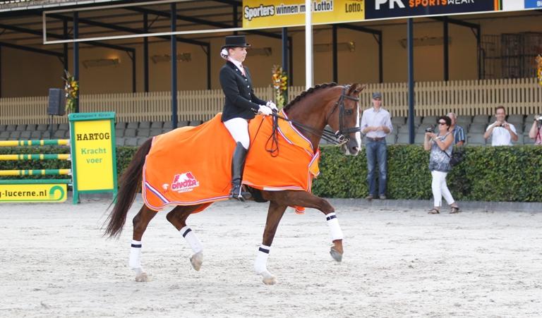 Jasmien de Koeyer, TC Take it Easy