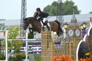 Nick Skelton met Big Star Foto FEI/Kit Houghton
