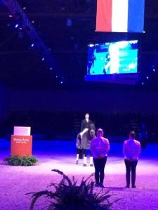 Foto 6 - Prijsuitreiking Grand Prix Indoor Brabant