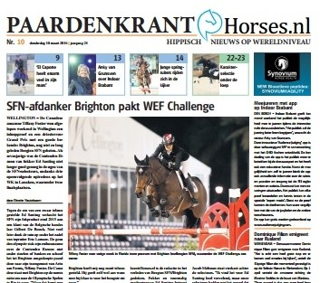 paardenkrant cover