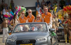 De Nederlandse para-dressuurruiters (Foto: Arnd.nl/Lynn van Woudenbergh)