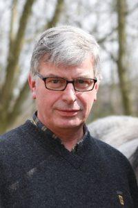 Henk van der Pols, voorzitter KVTH.