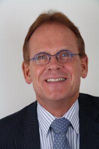 Piet Jansen, voorzitter Sectorraad Paarden.