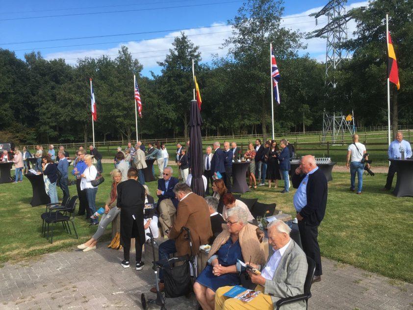 Het publiek in Nijkerk. Foto: Dirk Willem Rosie