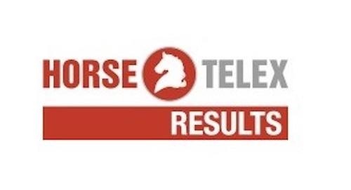 Horsetelex results