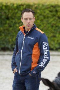 Laurens van Lieren, internationaal dressuurruiter. Foto: Arnd Bronkhorst / www.arnd.nl