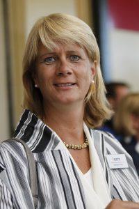 Monique Peutz, jurylid FOTO PAARDENKRANT/MELANIE BREVINK-VAN DIJK