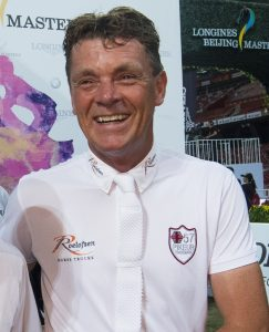 Jeroen Dubbeldam, springruiter.