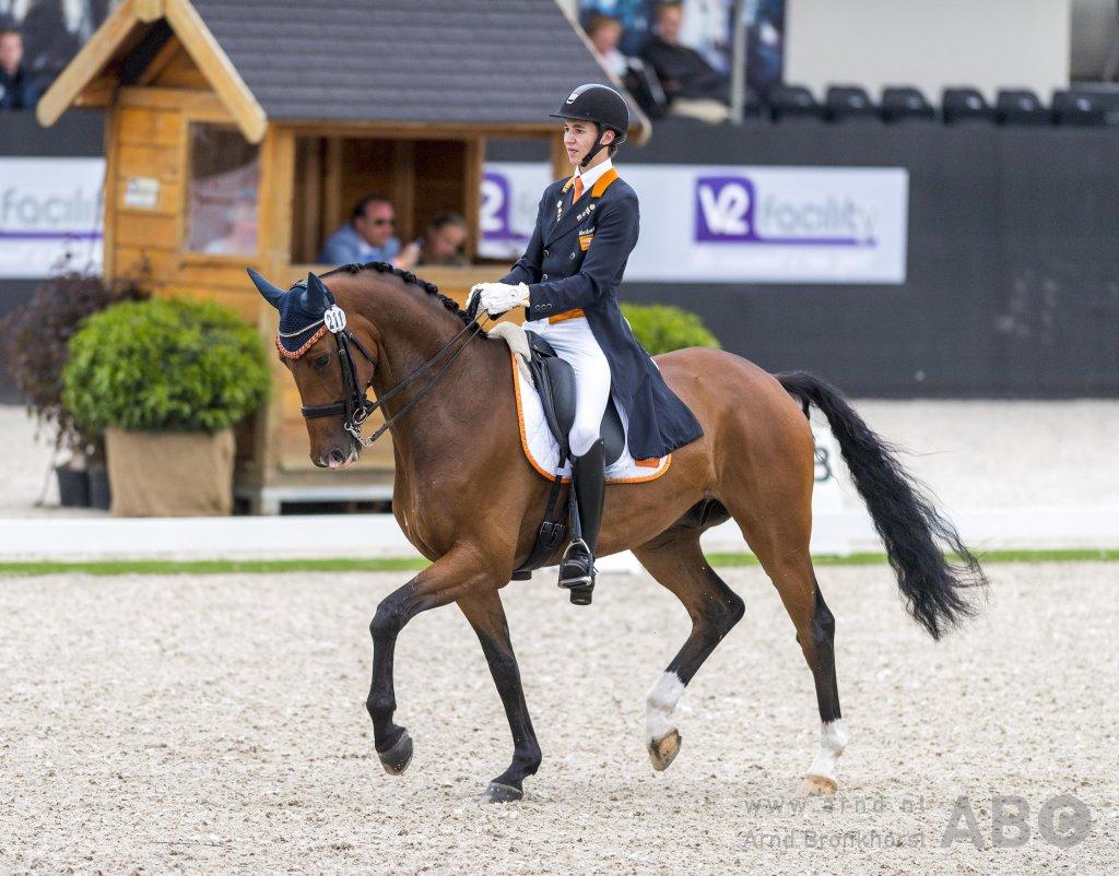 Chiel van Bedaf grootverdiener in Maasdijk - Horses.nl - Horses.nl