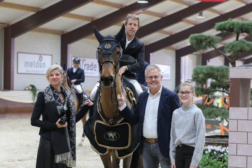 Van der Vleuten laat met Arera C goede vorm zien in de Peelbergen - Horses.nl
