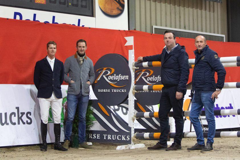 RWC Marcel de Boer over RWC-competitie: 'We hebben er een heel goed gevoel bij' - Horses.nl