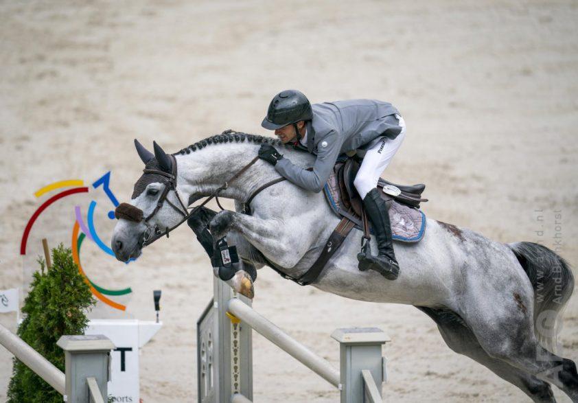 Kukuk pakt Grote Prijs Oliva Nova - Horses.nl